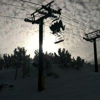 Photo taken at East Peak Lodge by Lane K. on 12/28/2012