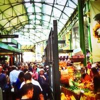 Foto tirada no(a) Borough Market por Martin I. em 5/3/2013