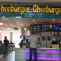 Photo taken at Cheeburger Cheeburger by Gregory G. on 4/18/2017