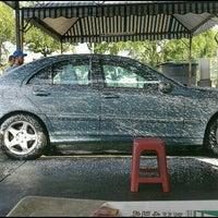 Photo taken at BHP SS12 car wash by Haris R. on 6/30/2016