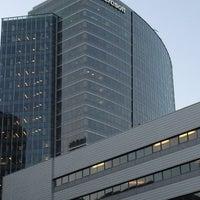 Photo taken at Microsoft City Center Plaza by @mybatutis on 9/15/2012