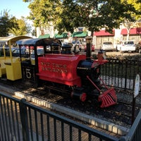 Photo taken at Nut Tree Train & Carousel Ride by Laurence B. on 10/25/2017