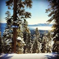 Photo taken at Homewood Ski Resort by Jason C. on 3/10/2013
