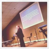 Photo taken at Impact Church by Jeremy W. on 6/1/2014
