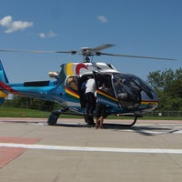 Photo taken at Niagara Helicopters by 김형래 H. on 8/9/2015