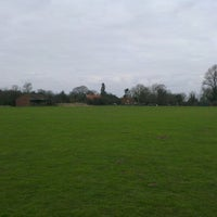 Photo taken at Brant Broughton Playing Field by Duncan B. on 3/3/2013