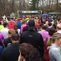 Photo taken at Run for the Wild by Michael B. on 4/26/2014