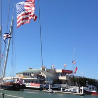 Photo taken at Golden Gate Yacht Club by Rachelle C. on 9/25/2013