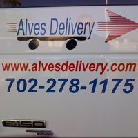 Photo taken at Alves delivey by Chris A. on 9/30/2012