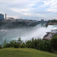 Photo taken at Niagara Falls State Park by Kevin L. on 8/2/2013