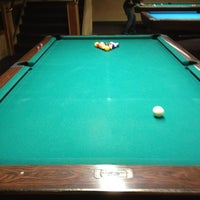 Photo taken at SoHo Billiards by Kevin L. on 10/21/2012