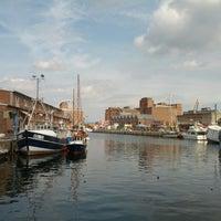 Photo taken at Hafen Wismar by Swen H. on 8/16/2013