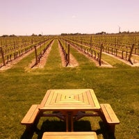 Photo taken at Jackson-Triggs Winery by Pedro F. on 5/25/2013