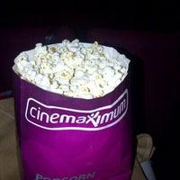 Photo taken at Cinemaximum by Neslihan K. on 12/1/2012