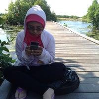 Photo taken at Taman Bermain Anak Lingke by mulya a. on 2/12/2013