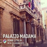 Photo taken at Palazzo Madama by Federì on 6/15/2013