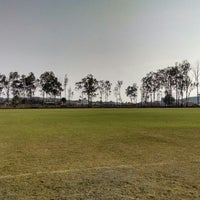 Photo taken at Pune Football Club, Practice Pitches by Ishaan B. on 5/2/2014