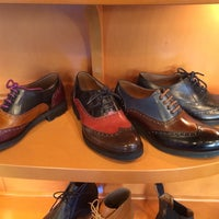 Photo taken at John Fluevog Shoes by Ron A. on 10/28/2013
