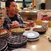 Photo taken at 平録寿司 伊勢佐木町店 by Osamu O. on 5/17/2013