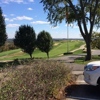 Photo taken at The Pete Dye Course at French Lick by Jaime H. on 10/17/2015