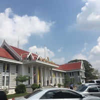 Photo taken at Phra Nakhon Si Ayutthaya Provincial Court by i'Gam K. on 2/1/2016