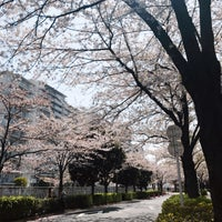 Photo taken at Gate City Ohsaki West Tower by shutterbug b. on 4/13/2017