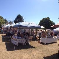 Photo taken at James Bay Market by mm d. on 7/26/2014