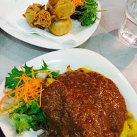 Photo taken at Taste of Thai by Rajesh V. on 5/28/2015