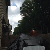 Photo taken at Corbitt's Back Yard by Talesha C. on 6/6/2014