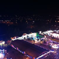 Photo taken at Recinto Ferial by David H. on 7/26/2013