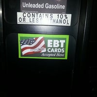 Photo taken at Hess Express by Sal G. on 10/26/2013