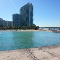 Photo taken at Bal Harbour Jetty by Sal G. on 3/4/2013