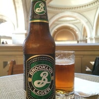 Photo taken at The Great Hall Balcony Bar at The Metropolitan Museum of Art by Caleb on 3/14/2014