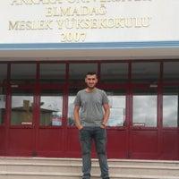 Photo taken at Ankara Üniversitesi Elmadağ Meslek Yüksek Okulu by Çağrı Y. on 8/16/2016