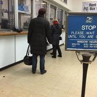 Photo taken at US Post Office - Morningside Station by Doodle H. on 12/28/2015