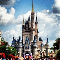 Photo taken at Magic Kingdom® Park by Erin A. on 7/2/2013