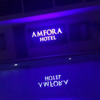 7/20/2016 tarihinde Eda A.ziyaretçi tarafından Amfora Otel'de çekilen fotoğraf