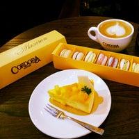 Photo taken at Cordoba Coffee by Handoko W. on 12/25/2012