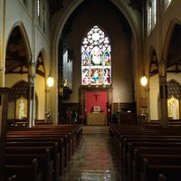 Photo taken at Church of St. Thomas More by Anne B. on 6/8/2014