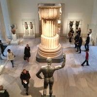 2/24/2013 tarihinde Anne B.ziyaretçi tarafından Greek and Roman Art'de çekilen fotoğraf