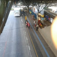 Photo taken at Terminal Metropolitano de Diadema by André Eduardo L. on 6/18/2013