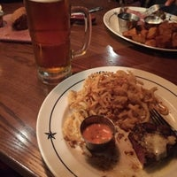 Photo taken at Saltgrass Steak House by Jesse F. on 5/23/2015
