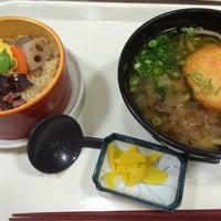 Photo taken at 明石食堂 フードコート 第二神明明石サービスエリア by tomorinh と. on 6/14/2014