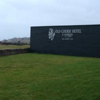 Photo taken at Old Course Hotel Golf Resort & Spa by Roland R. on 3/7/2013