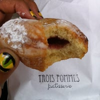 Photo taken at Trois Pommes Patisserie by Abbi C. on 9/22/2012