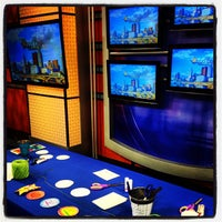 Photo taken at WSYX-TV 6 & WTTE-TV 28 by Anna K. on 8/7/2013
