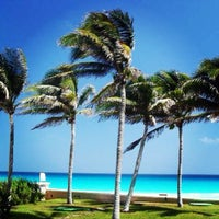 Photo taken at The Ritz-Carlton, Cancun by Andrew B. on 5/27/2013