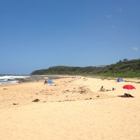 Photo taken at Shelly Beach Cliff by Andrew B. on 12/30/2013