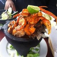 11/16/2013 tarihinde Diane C.ziyaretçi tarafından El Mexicano'de çekilen fotoğraf