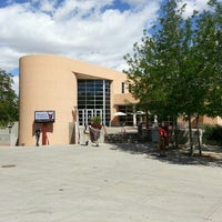 Photo taken at University of New Mexico by Justin H. on 5/8/2013
